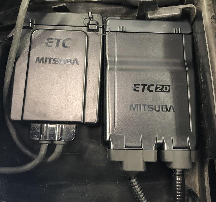 バイク用 ETC 2.0 費用と外観