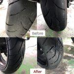 【GSX1300R ハヤブサ】タイヤってどうやって選べばいい?
