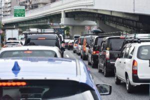 【渋滞必至】東京オリンピック開催中の交通状況は?