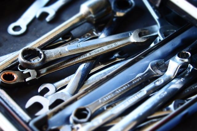 バイクを買ったら用意しておくべき工具4選