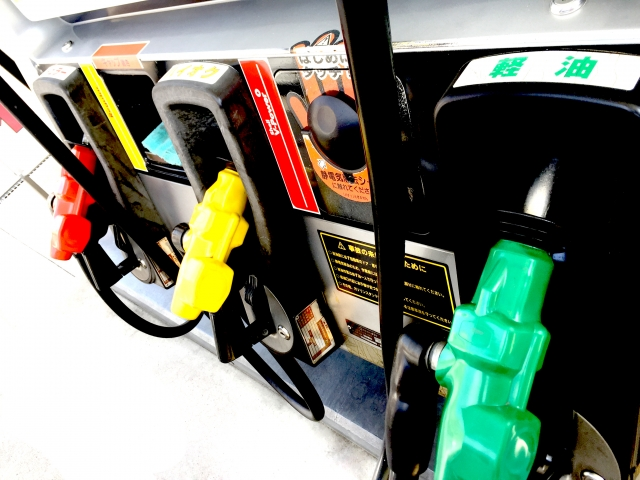 セルフガソリンスタンドで給油する場合の注意点
